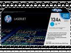 HP Q6001A / HP 124A toner cartridge cyaan origineel
