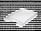 Leitz brievenbakje Plus 5237 Slim transparant