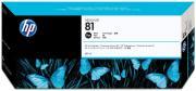 Hewlett Packard C4930A / HP 81 inktcartridge zwart