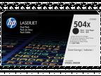 Hewlett Packard CE250X / HP 504X toner zwart Hoge Capaciteit