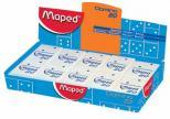 Maped gum Domino groot - Doos van 20 stuks