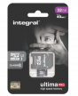 Integral geheugenkaart 32gb micro SDHC Class 10
