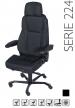 All-Tec serie 224 bureaustoel