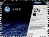 Hewlett Packard toner cartridge 'HP C4127X' HP 27X zwart origineel