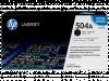 Hewlett Packard CE250A / HP 504A toner zwart