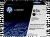 Hewlett Packard CC364A / HP 64A toner zwart