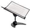 Tarifold bureaustandaard 3D A4 met 10 showtassen - zwart