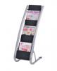 Alba staande display / folderhouder 6 niveaus
