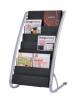 Alba staande display / folderhouder 8 niveaus