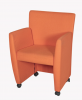 All-Tec serie 250 conferentie fauteuil