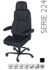 All-Tec serie 224 bureaustoel